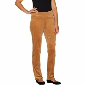 Denim & Co. Stretch Corduroy Pull-On sz 2x women's